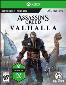 Foto Assassin's Creed Valhalla XBOX Pré-Venda (10/11/2020)