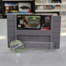 Foto Bass Tornament Super Nintendo - Seminovo