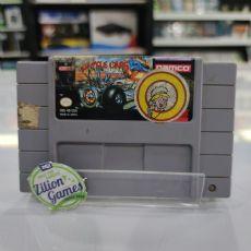 Foto Battle Cars Super Nintendo - Seminovo