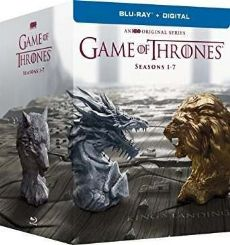 Foto Blu-ray Game Of Thrones - Temporadas Completas 1-7 - 35 Discos