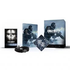 Foto Call Of Duty Ghosts Hardened Edition PS4 - Seminovo