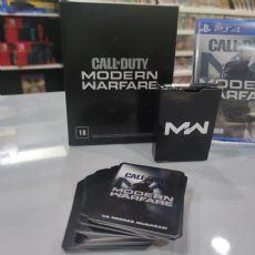 Foto Call of Duty: Modern Warfare Edição Especial Baralho PS4 - Seminovo