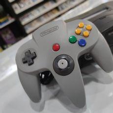 Foto Console Nintendo 64 - Seminovo