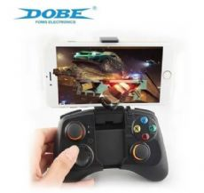 Foto Controle Celular Joystick Bluetooth Dobe Bluetooth GamePad Android IOS