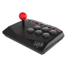 Foto Controle Fightstick Alpha Arcade Street Fighter V Ps4 Ps3 - Seminovo