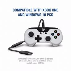 Foto Controle Hyperkin X91 Branco Para Xbox One And Windows 10
