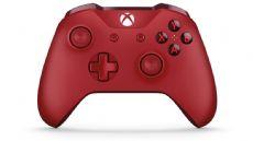 Foto Controle Microsoft ONE S Vermelho Bluetooth P2 Fone P2 XBOX ONE