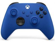 Foto Controle Microsoft XBOX ONE Series Carbon Blue Shock