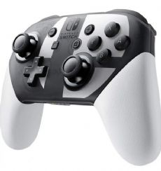 Foto Controle Nintendo Switch Pro Smash Bros