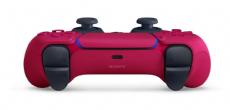 Foto Controle PS5 DualSense Cosmic Red