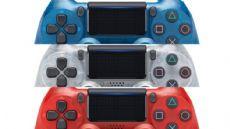Foto Controle Sony Playstation 4 - Dual Shock 4 - Translucido