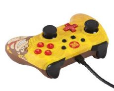 Foto Controle Wired Powera Nintendo Switch Edição Donkey Kong - Com Fio