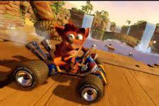 Foto Crash Team Racing Nitro Fueled  PS4 - Seminovo
