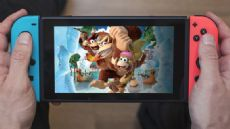 Foto Donkey Kong Country Tropical Freeze Nintendo Switch - Seminovo