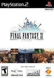 Foto Final Fantasy XI Online PS2