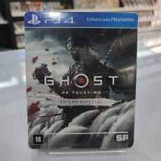 Foto Ghost of Tsushima PS4 Edição Especial