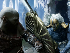 Foto God of War Ragnarok PS5 - Pré-Venda Março 2022