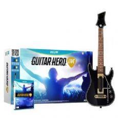 Foto Guitar Hero Live Bundle Wii U (Seminovo)