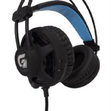 Foto Headset Gamer Fortrek H2 Led Azul/Preto Xbox One - Mobile - Pc - Ps4 - Wii U