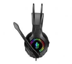 Foto Headset Gamer Rgb Apolo Eg-304 Evolut 2x Notebook / PC / PS4 / PS5 / Xbox One / Xbox Series S/X