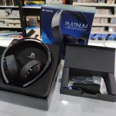 Foto Headset Platinum Ps4 Sony 7.1 Surround 3d SONY - Seminovo