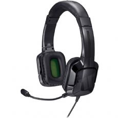 Foto Headset Tritton Kama Preto Xbox One - Mobile - Pc - Ps4 - Wii U