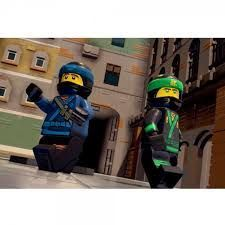 Foto LEGO Ninjago Filme Videogame Nintendo Switch - Seminovo