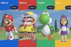 Foto Mario Golf: Super Rush Nintendo Switch