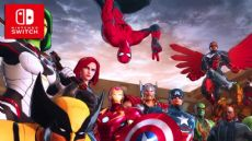 Foto Marvel Ultimate Alliance 3: The Black Order Nintendo Switch