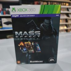 Foto Mass Effect Trilogy XBOX 360 - Seminovo