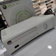 Foto Microsoft XBOX 360 Fat 60GB Na Caixa - Seminovo