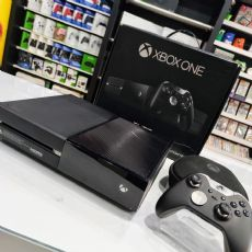 Foto Microsoft XBOX ONE 1TB Elite + Frete Grátis + Garantia ZG!