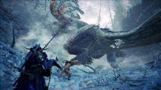 Foto Monster Hunter World: Iceborne PS4