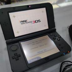 Foto New Nintendo 3DS XL Black + Jogo + Case + Frete Grátis