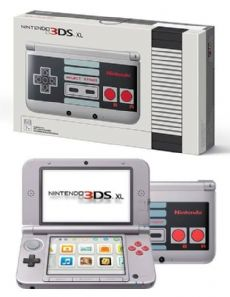 Foto Nintendo 3DS XL NES Edtion - Seminovo