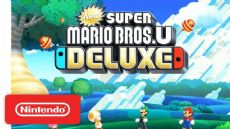Foto New Super Mario Bros U Deluxe Nintendo Switch