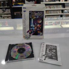 Foto Nights (Seminovo) Sega Saturn