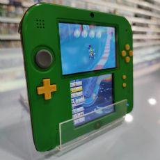 Foto Nintendo 2DS Versão Zelda Ocarina of Time - Seminovo