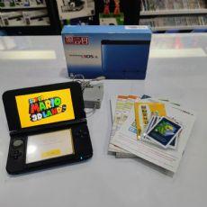 Foto Nintendo 3DS XL Azul Destravado + 32GB + Frete Grátis + Garantia ZG! - Seminovo