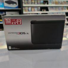 Foto Nintendo 3DS XL Preto + Frete Grátis + Garantia ZG!