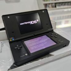 Foto Nintendo DSi Preto - Seminovo