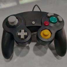 Foto Nintendo Game Cube - Preto - Seminovo
