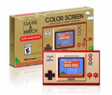 Foto Nintendo Game & Watch Super Mario Bros Color Screen