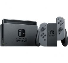 Foto Nintendo Switch Gray Joy-Con Destravado 64GB + Garantia ZG! - Seminovo