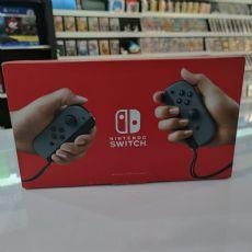 Foto Nintendo Switch Gray Joy-Con + Frete Grátis + Garantia ZG! - Seminovo