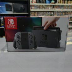 Foto Nintendo Switch Gray Joy-Con + Jogo + Garantia ZG! - Seminovo