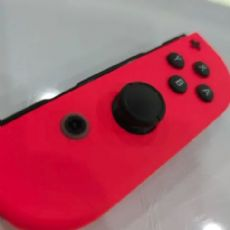 Foto Nintendo Switch Joy-Con (Direito) - Neon Red