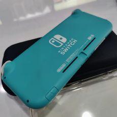Foto Nintendo Switch Lite - Turquoise + Frete Grátis + Garantia ZG!