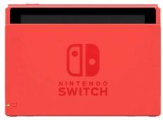 Foto Nintendo Switch Neon Blue and Neon Red Versão Mario + 03 Anos de Garantia ZG!