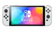 Foto Nintendo Switch Oled White + 03 Anos de Garantia ZG! - Pré-Venda Outubro de 2021